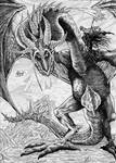 Garamantes Dragon by KazukiShinta