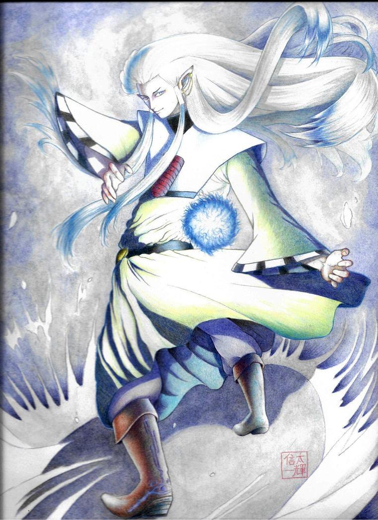 CM: OC Eldrad by KazukiShinta