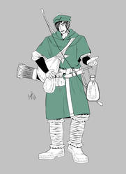 Commission Mozark Traveler Adventurer