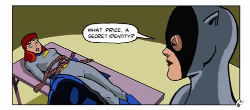 Batgirl's true identity revealed