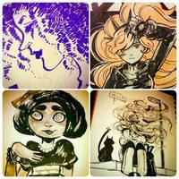 Instagram Drop - Girls 2 by Emruki