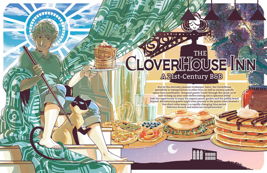 The CloverHouse Inn