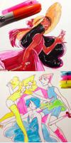 Instagram Drop - Steven Universe by Emruki