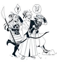 Takusquad by Emruki