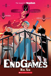 ENDGAMES COVER by Emruki