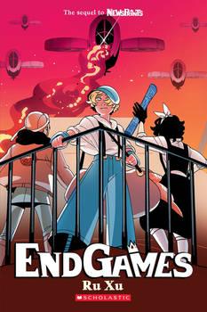 ENDGAMES COVER
