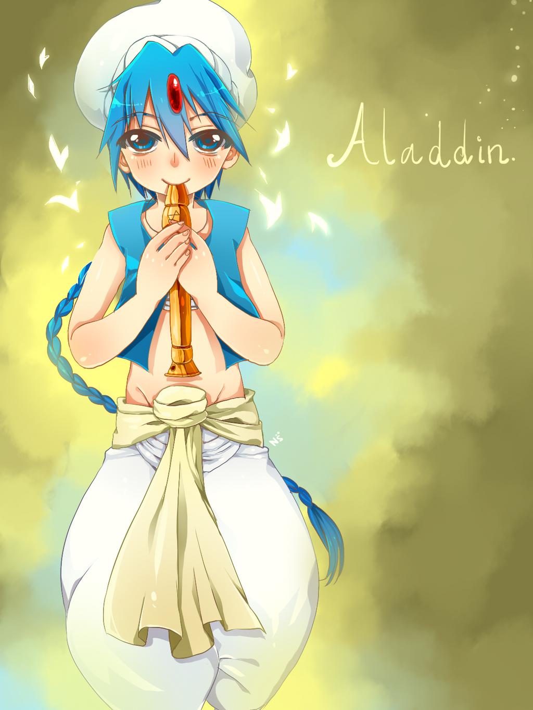 Aladdin Maji by NuSinE