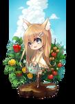 [CE] -In the garden-