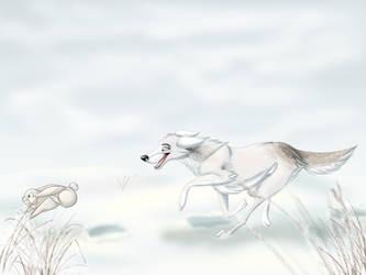 The Hunt by chishkabob