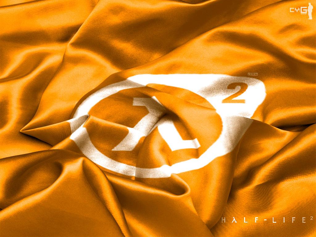 Half-Life 2 Flag by CYG