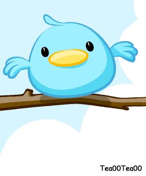 blue bird 01 by tea00