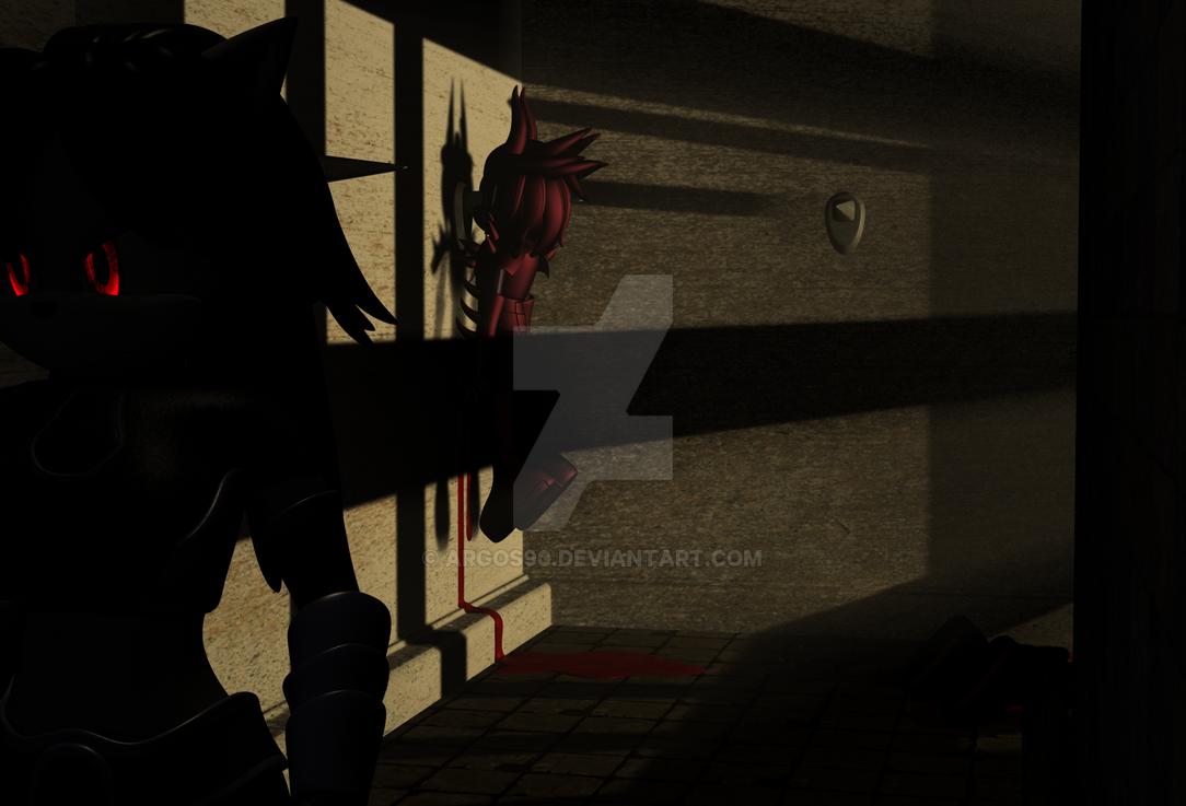 Darkness unleashed by Argos90