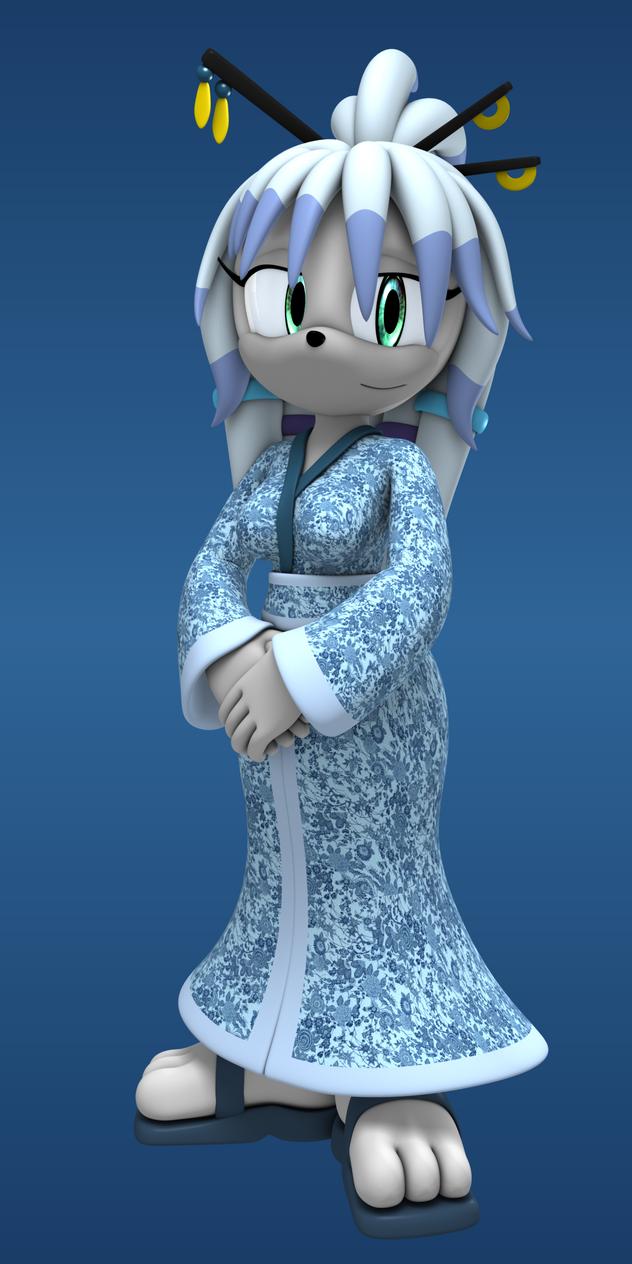 CM: Layla the Echidna by Argos90