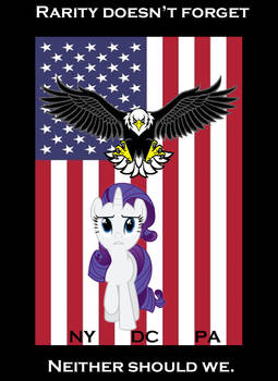 Rarity Day (and remembering 9-11)