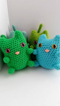 Cat Amigurumi