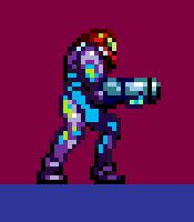 Metroid Fusion Gravity Suit by thenardsofdoom