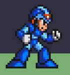 Mega Man X Sprite