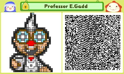 Professor E. Gadd Pushmo Card by thenardsofdoom