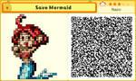 Save Mermaid Crashmo Card by thenardsofdoom