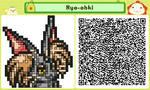 Ryo-ohki Pushmo Card by thenardsofdoom