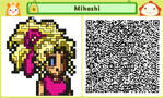 Mihoshi Pushmo Card by thenardsofdoom