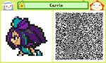 Carrie Pushmo Card by thenardsofdoom