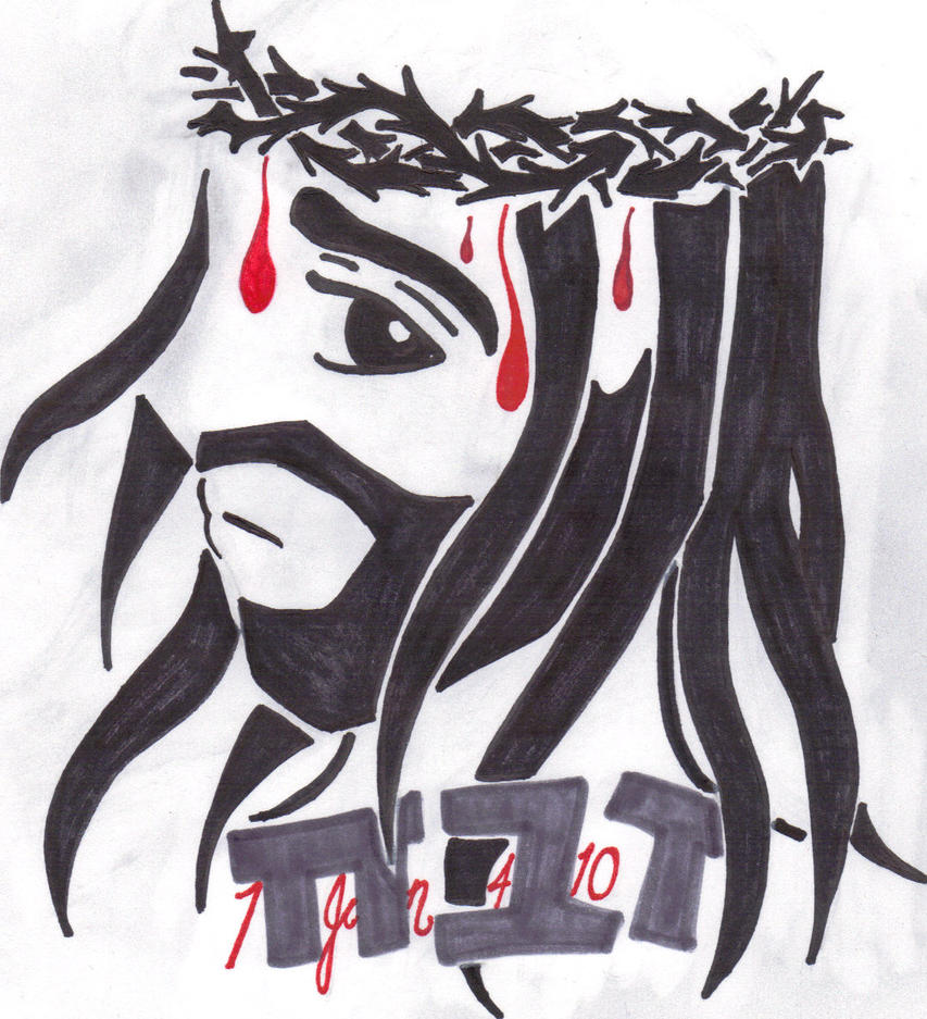 Jesus Tattoo by