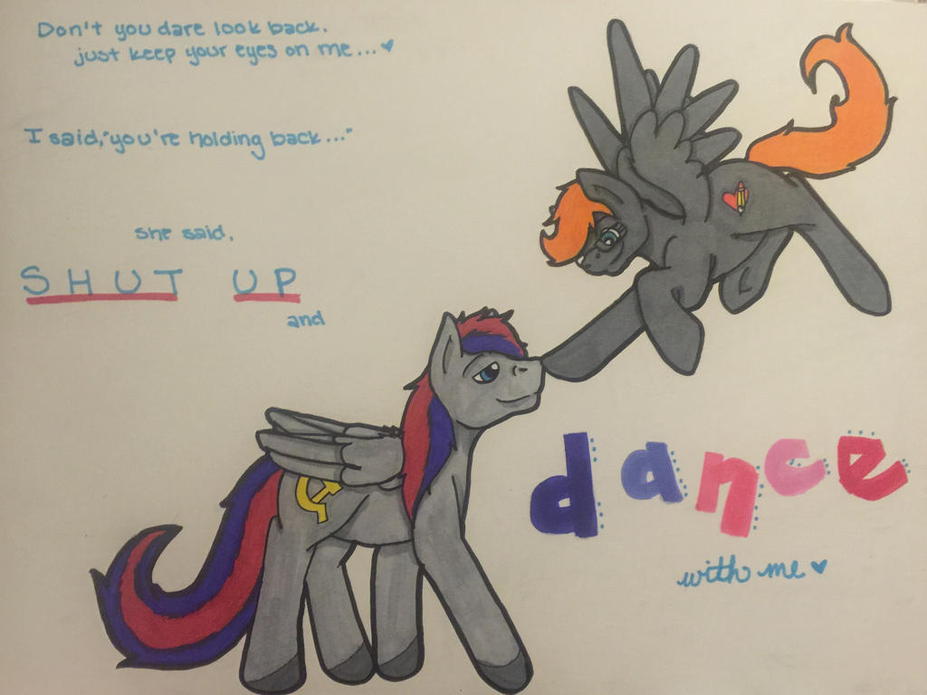 Shut Up and Dance!! by pretty-pretty-star