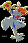 Magical Girl Lyrical Nanoha Render