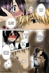 Kaichou wa maid sama Chapter 71 Coloring