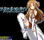 Asuna render 3