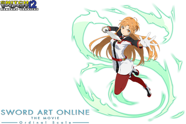 Asuna render 9