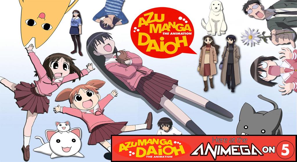Azumanga Daioh at AniMEGA by snitchpogi12