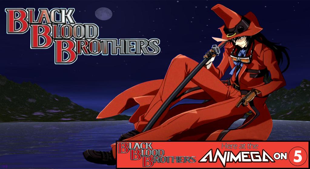 Black Blood Bros at AniMEGA by snitchpogi12