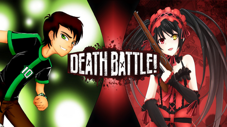 Death Battle | Ben Tennyson vs Kurumi Tokisaki by snitchpogi12