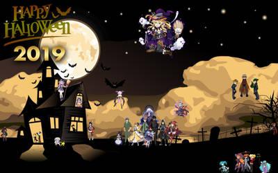 Halloween 2019 |A Scaretastic collaboration