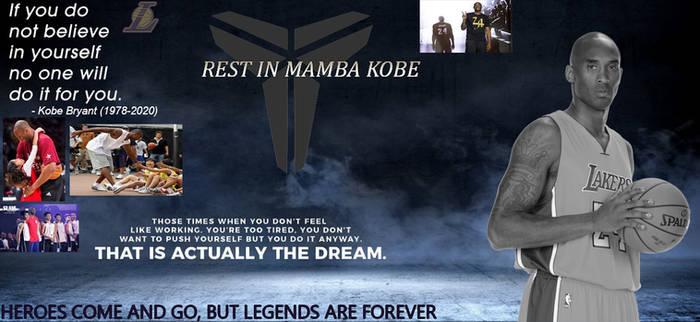 A Kobe Bryant tribute