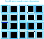 Top 20 Boys meme