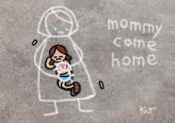 mommy come home. by mythic-norms