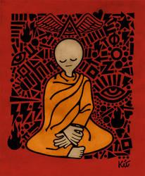 buddhist buddy.