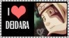 stamp deidara by DKSTUDIOS05