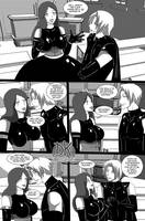 The Knight and the Latex Princess Page32 by DKSTUDIOS05