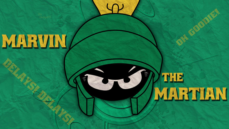 marvin the martian by lilchip85 on deviantart