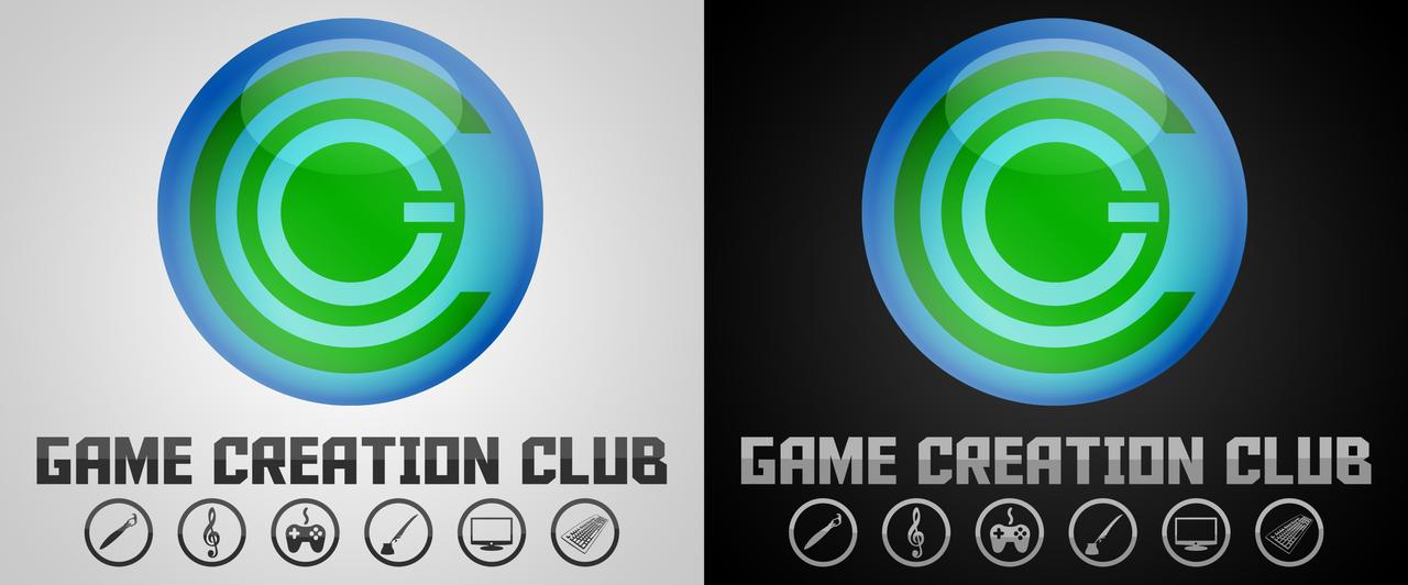 Game Creation Club Logo by NerdySimmer