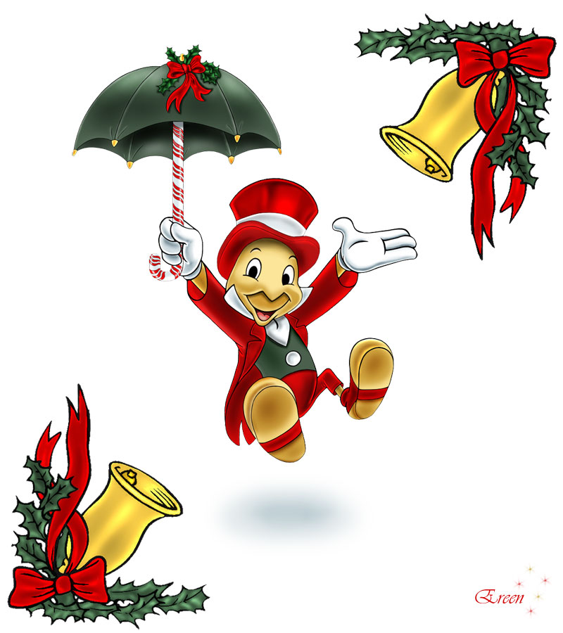 Jiminy's Christmas by Ereen on DeviantArt