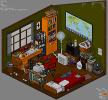 Clutter by themozack