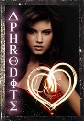 Greek God Aphrodite by RileyPies