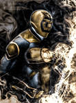 Yellow Lantern Sabertooth