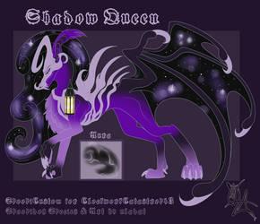 [SPOOPICUSTOM]: Shadow Queen