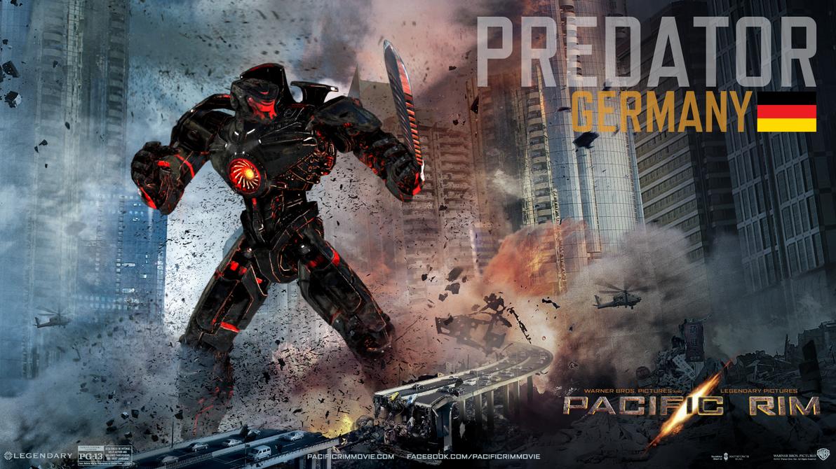 Pacific Rim: Jaeger by RyuthePredator on DeviantArt Pacific Rim Jaeger Stats